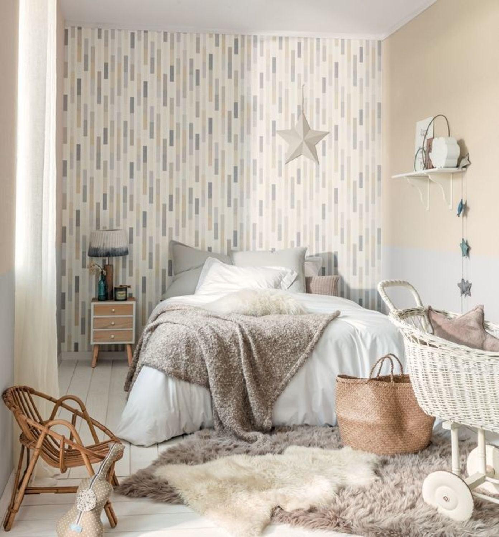 Une chambre scandinave | Leroy Merlin