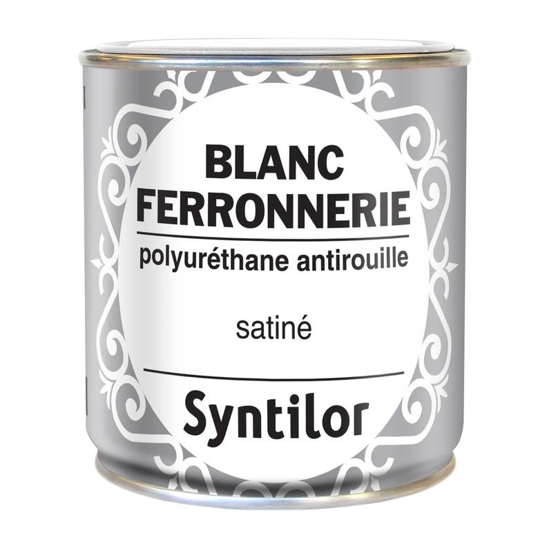 Peinture Ferronnerie Extérieur Syntilor Blanc 0375 L