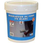 Régulateur de fond pour iso. thermique par l'ext., blanc, PRB, 20kg