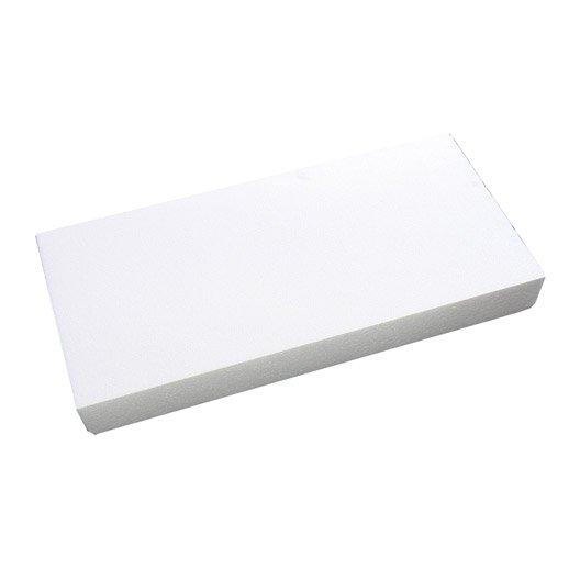 Polystyr ne expans pour iso thermique par l 39 ext prb r leroy merlin - Polystyrene expanse leroy merlin ...