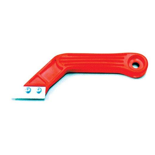 Grattoir d jointer prci 5mm leroy merlin for Grattoir carrelage
