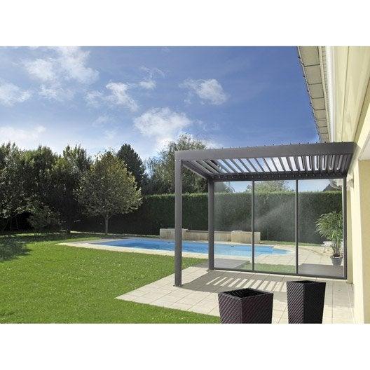 tonnelle pergola et toiture de terrasse parasol. Black Bedroom Furniture Sets. Home Design Ideas
