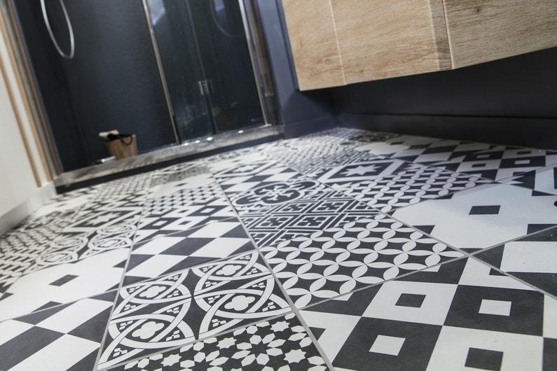 les carreaux de ciment la tendance du moment. Black Bedroom Furniture Sets. Home Design Ideas