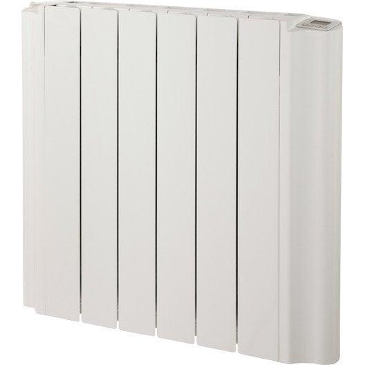 radiateur lectrique inertie pierre nova florida blumone 1500 w leroy merlin. Black Bedroom Furniture Sets. Home Design Ideas