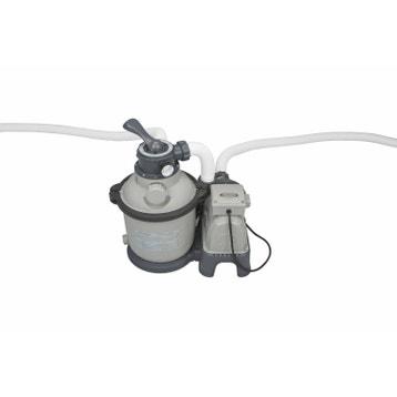Filtration piscine spa filtre sable au meilleur prix for Verre de filtration intex