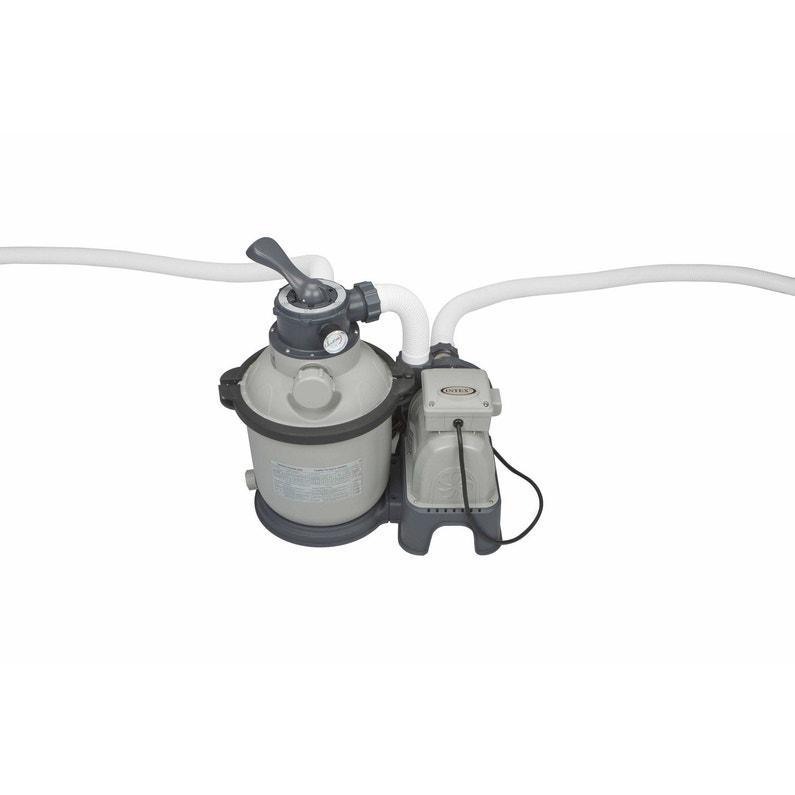 various colors best website wholesale outlet Kit de filtration à sable INTEX 4 m³/h