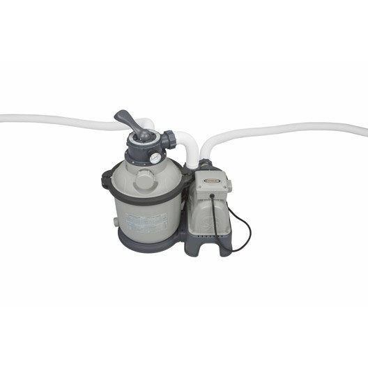 Kit de filtration à sable INTEX 4 m3/h 4 m³/h