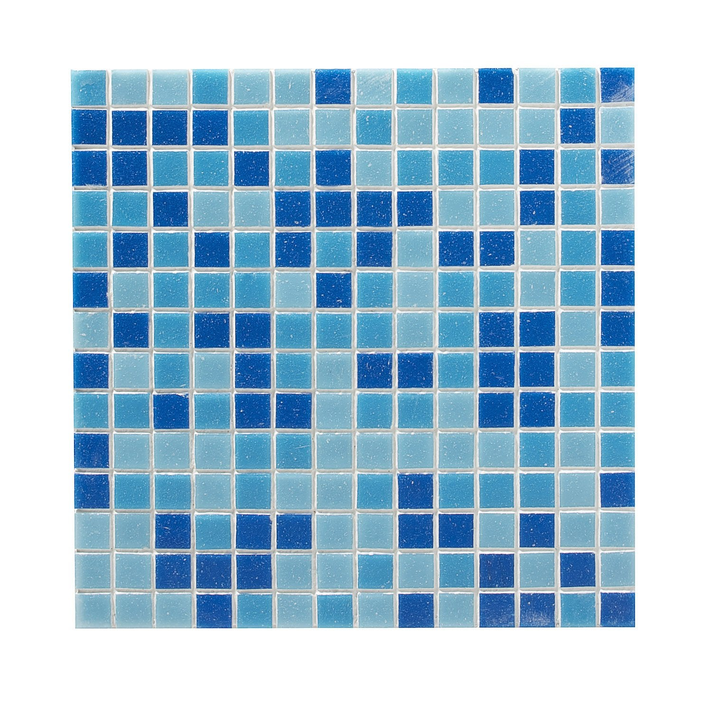 Mosa Que Mur Pool Bleu Leroy Merlin