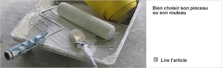 rouleau peinture et mini rouleau pour mur plafond fa ade carrelage et meuble au meilleur prix. Black Bedroom Furniture Sets. Home Design Ideas