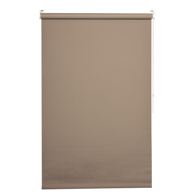 Store Enrouleur Occultant 5788 Inspire Brun Taupe N 3 120x250 Cm