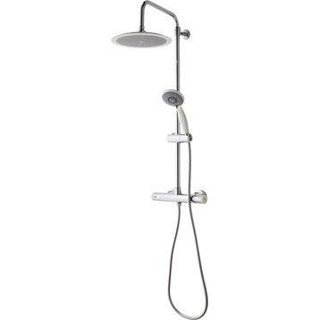 Colonne de douche avec robinetterie, Color