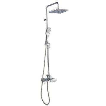 Colonne de douche et bain avec robinetterie, SENSEA Remix