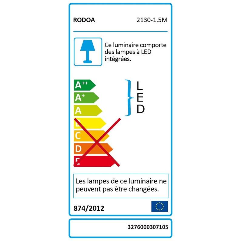 Kit Ruban Led 15m Multicolore