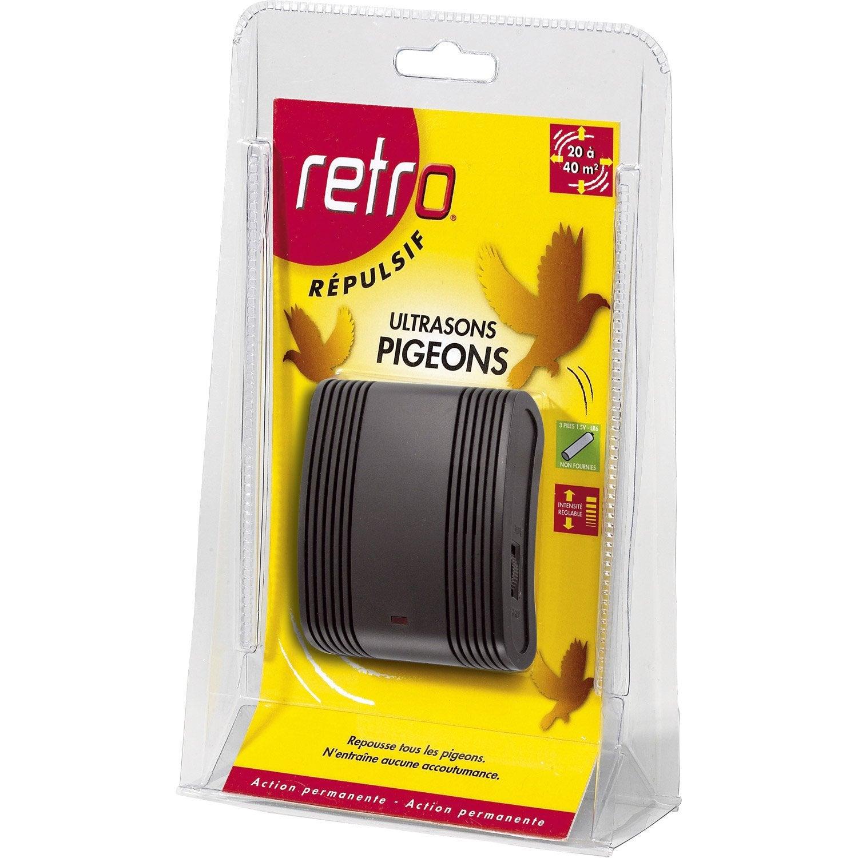 Répulsif Ultrasons Antipigeons Retro Leroy Merlin