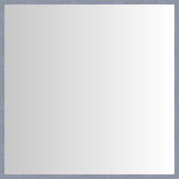 Miroir Lario INSPIRE, argent, l.30 x H.30 cm