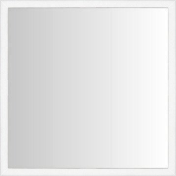 Miroir Lario INSPIRE, blanc, l.30 x H.30 cm