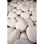 Galets purs en marbre, blanc, 40/60 mm, 10 kg