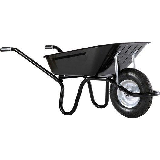 brouette 1 roue haemmerlin aktiv excellium peinte gonfl e. Black Bedroom Furniture Sets. Home Design Ideas