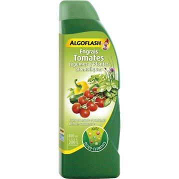 Engrais tomates ALGOFLASH 800 ml