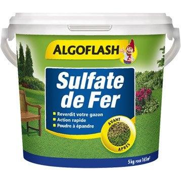 Sulfate de fer sélectif ALGOFLASH 5 kg