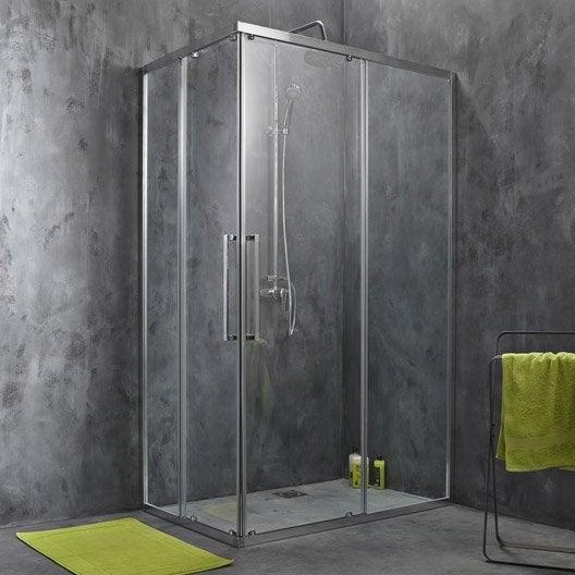 porte de douche leroy merlin. Black Bedroom Furniture Sets. Home Design Ideas