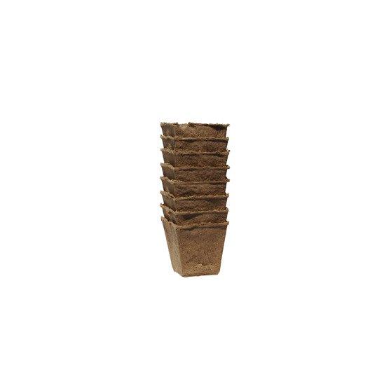 great cheap pots pour semis fibre de bois et tourbe nortene with isolant fibre de bois leroy. Black Bedroom Furniture Sets. Home Design Ideas