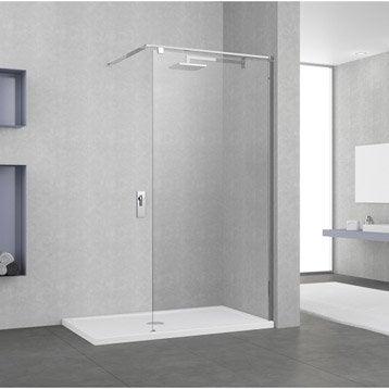 paroi de douche l 39 italienne douche leroy merlin. Black Bedroom Furniture Sets. Home Design Ideas