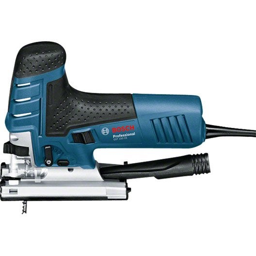Scie sauteuse filaire bosch gst150ce professional 780 w leroy merlin - Scie circulaire leroy merlin ...