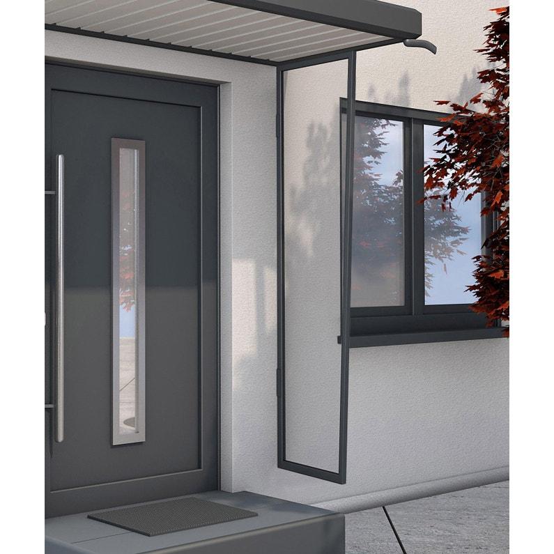 Auvent Aluminium Pour Porte Dentree