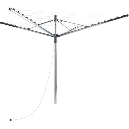 s choir parapluie leifheit linomatic m leroy merlin. Black Bedroom Furniture Sets. Home Design Ideas