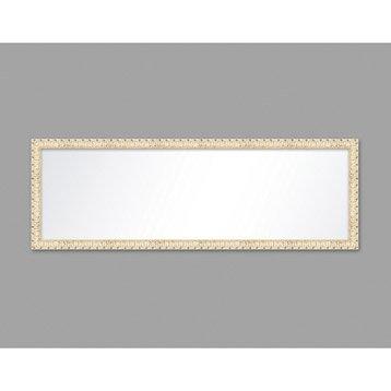 Miroir Frise, ivoire, l.40 x H.140 cm