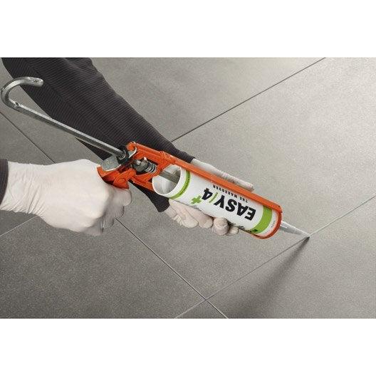 Joint acrylique tout type de carrelage et mosa que gris - Carrelage gris clair leroy merlin ...