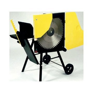 Scie à bûches électrique SECA Cbtub 50, 1840 W