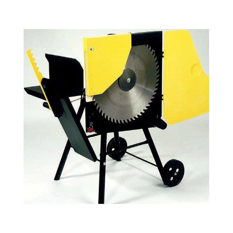 Scie à Bûches électrique Seca Cbtub 60 2200 W Leroy Merlin
