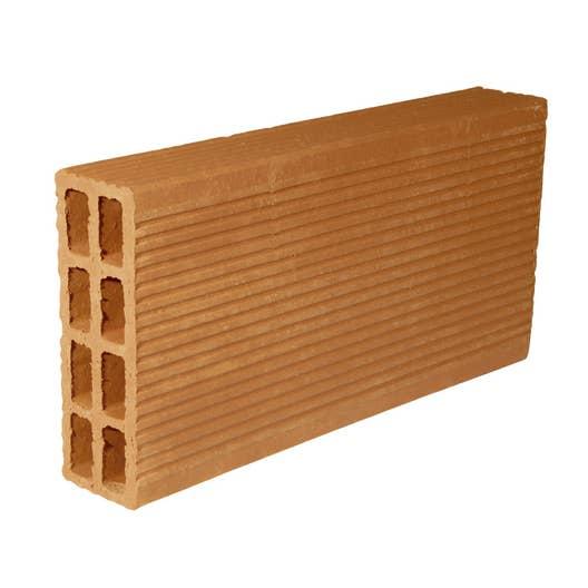 brique 7x20x40 cm leroy merlin. Black Bedroom Furniture Sets. Home Design Ideas