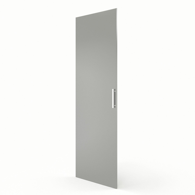 Porte colonne de cuisine gris d lice x cm for Porte 60 cm cuisine