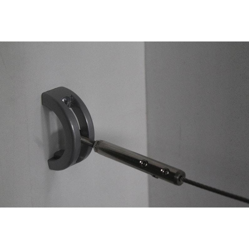 5 Départs Muraux Pour Câbles