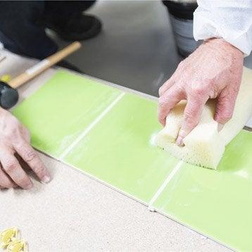 Cours de bricolage leroy merlin - Reparer un carreau de carrelage casse ...