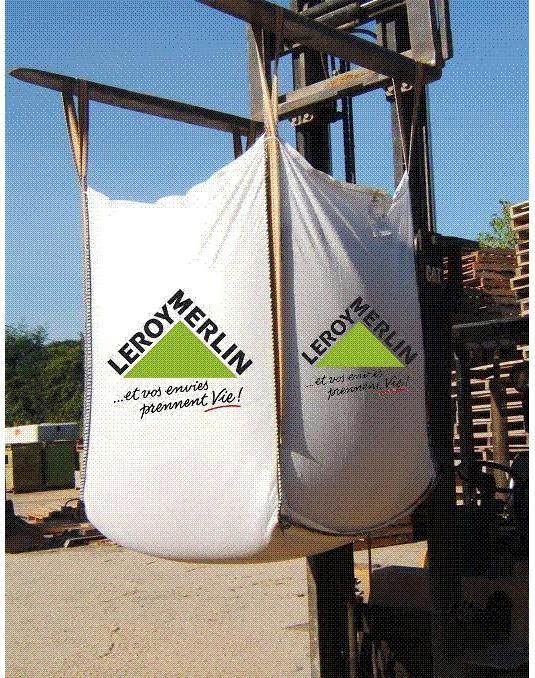 Mélange De Sable Et Gravier Sable 04 Gravillon 420 En Demi Big Bag 700 Kg