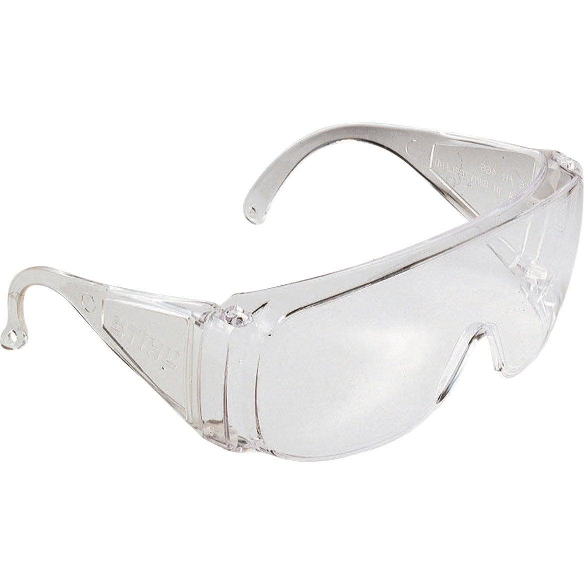 Lunettes de protection écran plastique STIHL   Leroy Merlin c98466ac5103