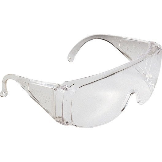 lunettes de protection cran plastique stihl leroy merlin. Black Bedroom Furniture Sets. Home Design Ideas
