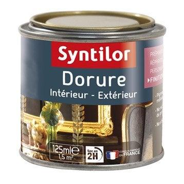 Dorure, pailleté, SYNTILOR, bronze 0.125 l