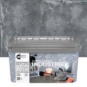 Peinture effet industrie maison deco fer blanc 5 kg leroy merlin - Leroy merlin peinture industrie ...