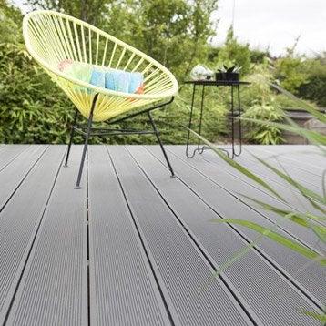 Lame bois pour terrasse et jardin - Dalle et lame bois pour ...