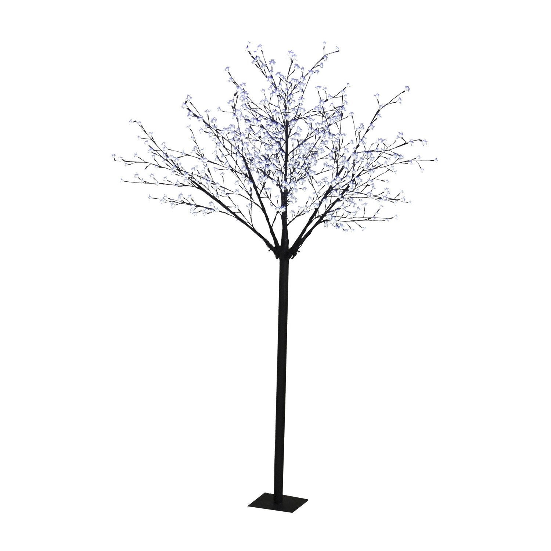 arbre lumineux ext rieur led int gr e brun leroy merlin. Black Bedroom Furniture Sets. Home Design Ideas