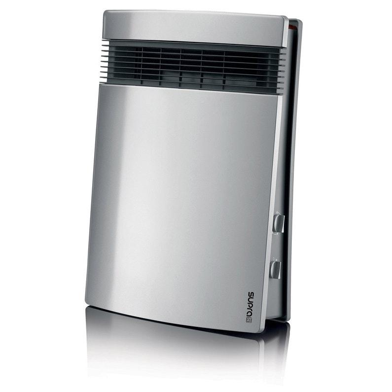 Radiateur soufflant salle de bain mobile électrique SUPRA Lito 10 1800 W