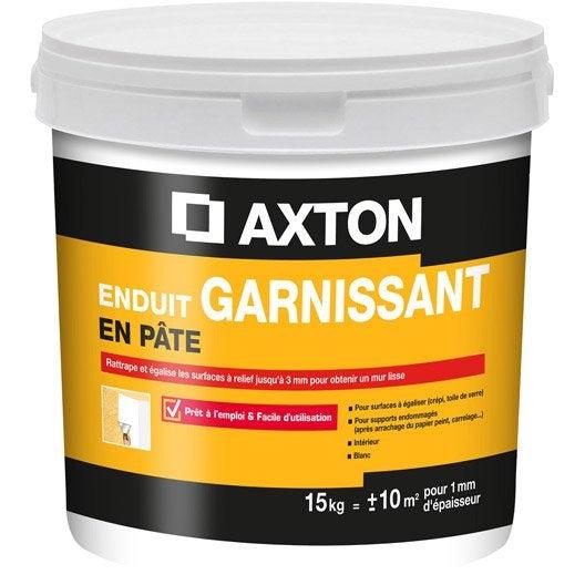Enduit de lissage rebouchage enduit de fa ade mur for Enduit exterieur gris