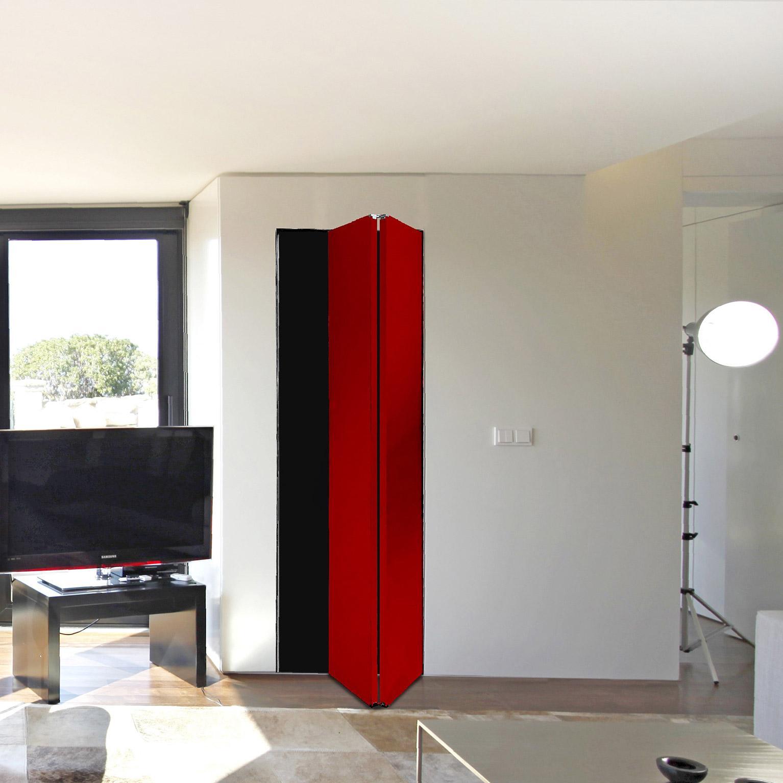 Porte De Séparation Pliante porte de placard pliante À peindre l.70xh.210cm