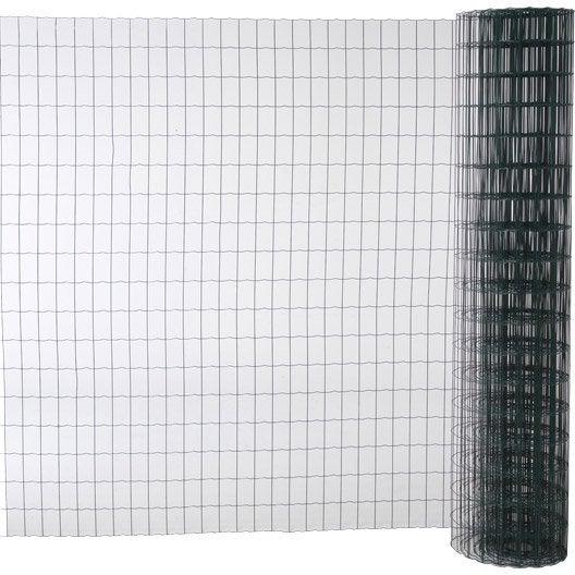 grillage rouleau soud vert h 1 8 x m maille. Black Bedroom Furniture Sets. Home Design Ideas