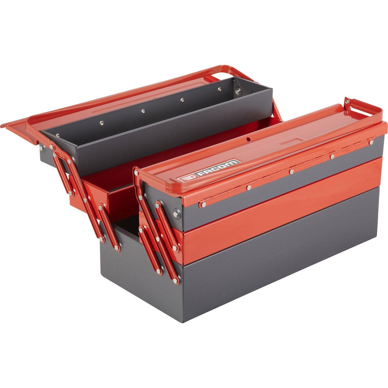 bote outils accordon facom l47 cm - Facom Leroy Merlin